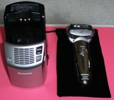 パナソニック ラムダッシュ ES-LV90 本体と全自動洗浄充電器